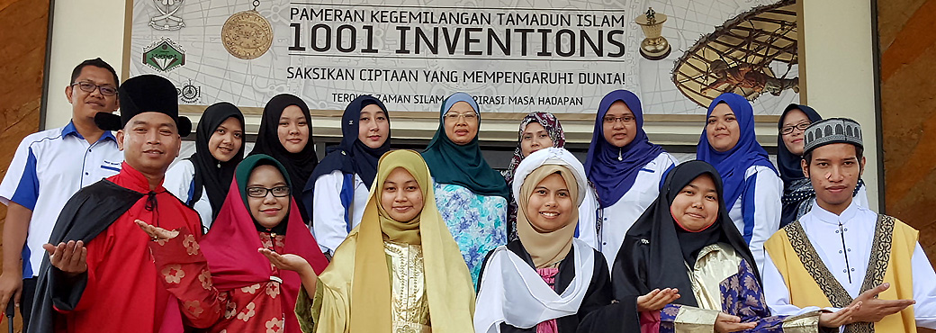 1001 Inventions continues Malaysia tour with launch in Pekan