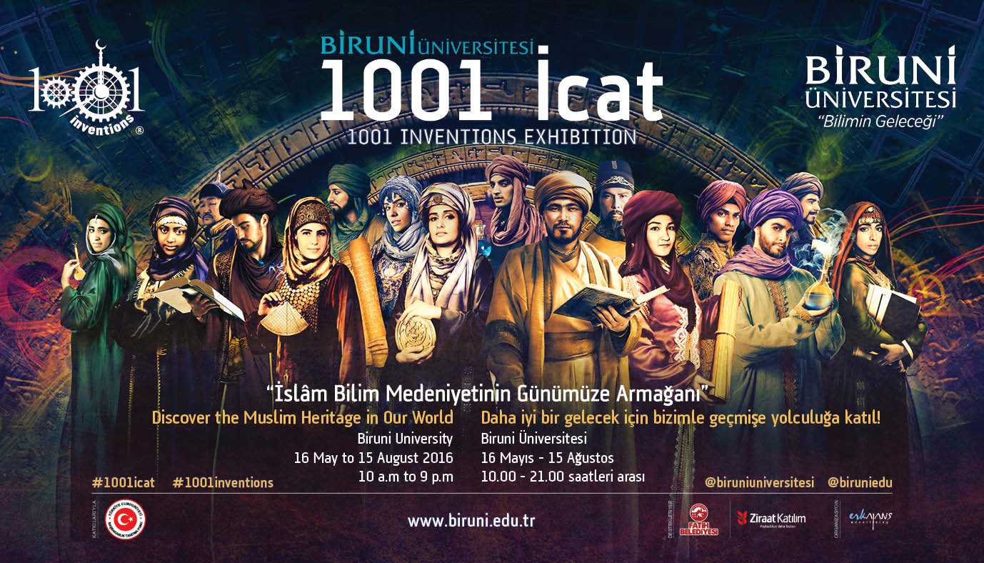 1001 Inventions launches second Istanbul Exhibition   1001 ...